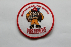 Central Rural Fire Service Fire Demons