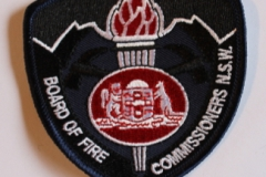 Board Of Fire Commissioners NSW