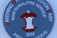 Catering Officers Region East NSW Rural Fire Service