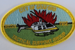 City Of Gosford Bush Fire Tactical Support Group