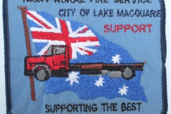 City Of Lake Macquarie NSW Rural Fire Service Support