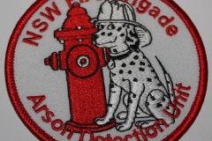 Arson Detection Unit NSW Fire Brigade