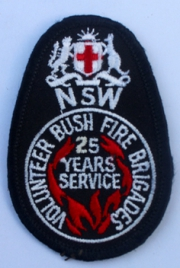 NSW Volunteer Bush Fire Brigades