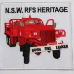 NSW RFS Heritage