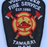 Tawarri NSW Volunteer Fire Service