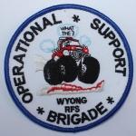 Wyong RFS Brigade Operational Support