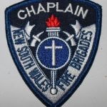 Chaplain New South Wales Fire Brigades