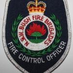 Fire Control Officer NSW Bush Fire Brigades