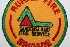 Rural Fire Brigade Queensland Fire Service