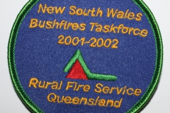 New South Wales Bushfire Taskforce Rural Fire Service Queensland