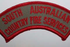 South Australian Country Fire Services