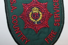 SA Country Fire Service CFS