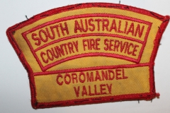Coromandel Valley South Australian Country Fire Service