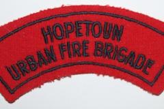 Hopetoun Urban Fire Brigade