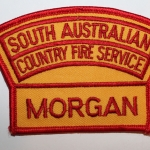 Morgan South Australian Country Fire Service