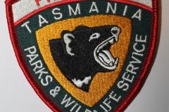 Tasmania Parks & Wild Life Service Fire Crew