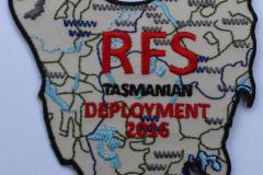 Tasmanian RFS Deployment