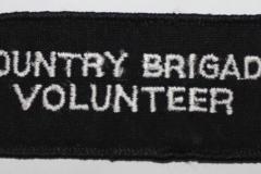 Country Brigade Volunteer