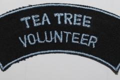 Tea Tree Volunteer