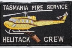 Tasmania Fire Service Helitack Crew