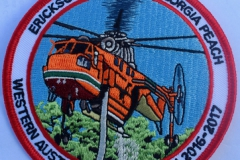 Erickson Aircrane Georgia Peach