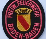 Baden-Baden Freiw Feuerwehr
