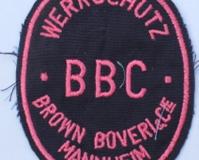 Brown Boverl Mannheim Werkschutz