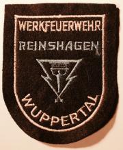 Wuppertal Reinshagen Werkfeuerwehr