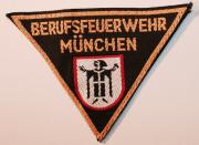 Munchen Ferufsfeuerwehr