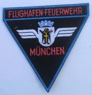Munchen Flughafen Feuerwehr