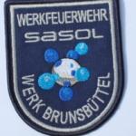 Werk Brunsbuttel Werkfeuerwehr Sasol