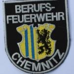 Chemnitz Berufs-Feuerwehr
