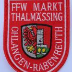 FFW Markt Thalmassing Qhlangen Rabenreuth