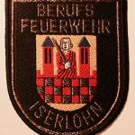 Iserlohn Berufs Feuerwehr