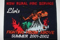Elvis NSW Rural Fire Service