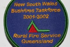 New South Wales Bushfires Taskforce 2001 - 2002