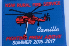 Camille NSW Rural Fire Service Summer 2016 - 2017