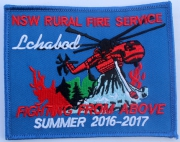 Ichabod NSW Rural Fire Service Summer 2016 - 2017