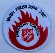 Bush Fires 2006 - 2007