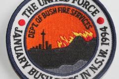 NSW 1994 January Bush Fires
