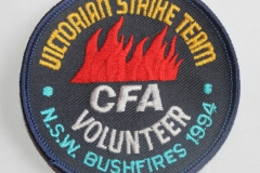 NSW Bushfires 1994