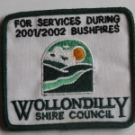 Wollondilly Shire Council 2001 / 2002 Bushfires