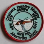 Cessnock Bushfire Disaster 2002
