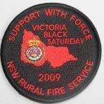 Victoria Black Saturday 2009