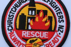 Christchurch Firefighters NZ