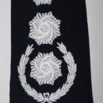 New Zealand Fire Service Epaulet