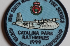 Catalina Park Rathmines 1999 Hunter Regional Championship
