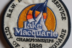 Lake Macquarie 1999 Championships
