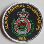 Albury 1998 Regional Championships
