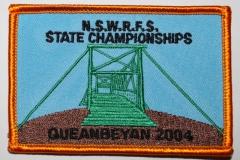 Queanbeyan 2004 NSWRFS State Championships